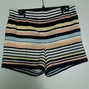 The Limited Stripe Shorts
